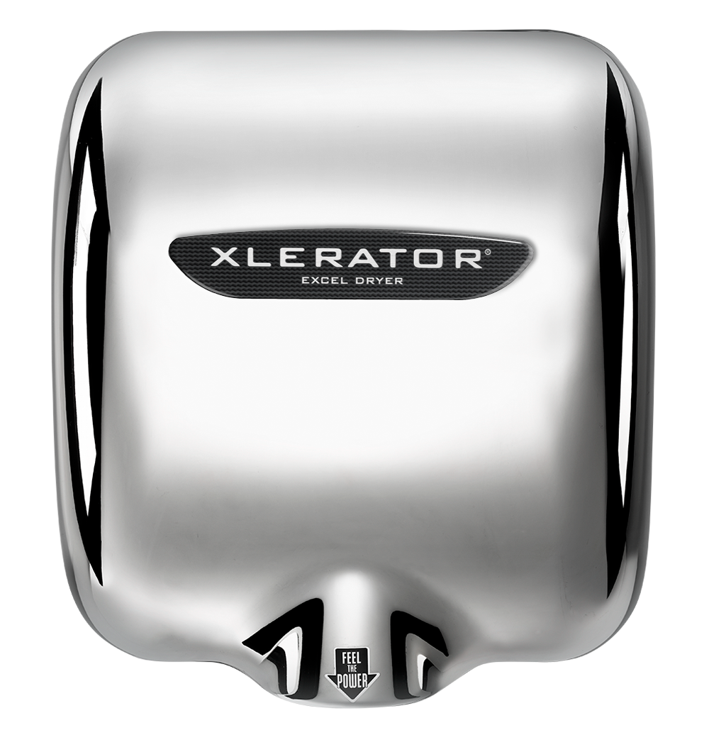 XLERATOR XL-C Chrome Plated Dryer Cover