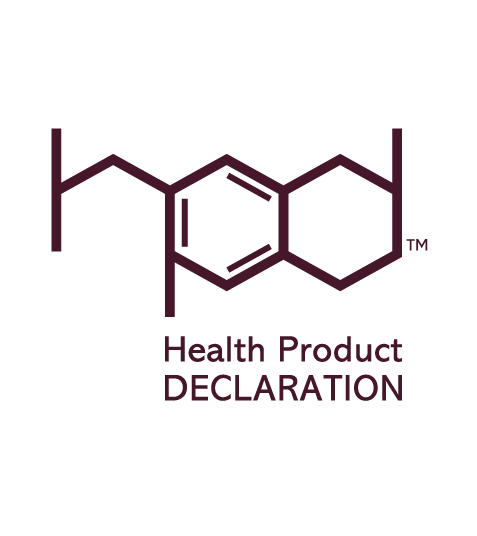 Health Product Declaration